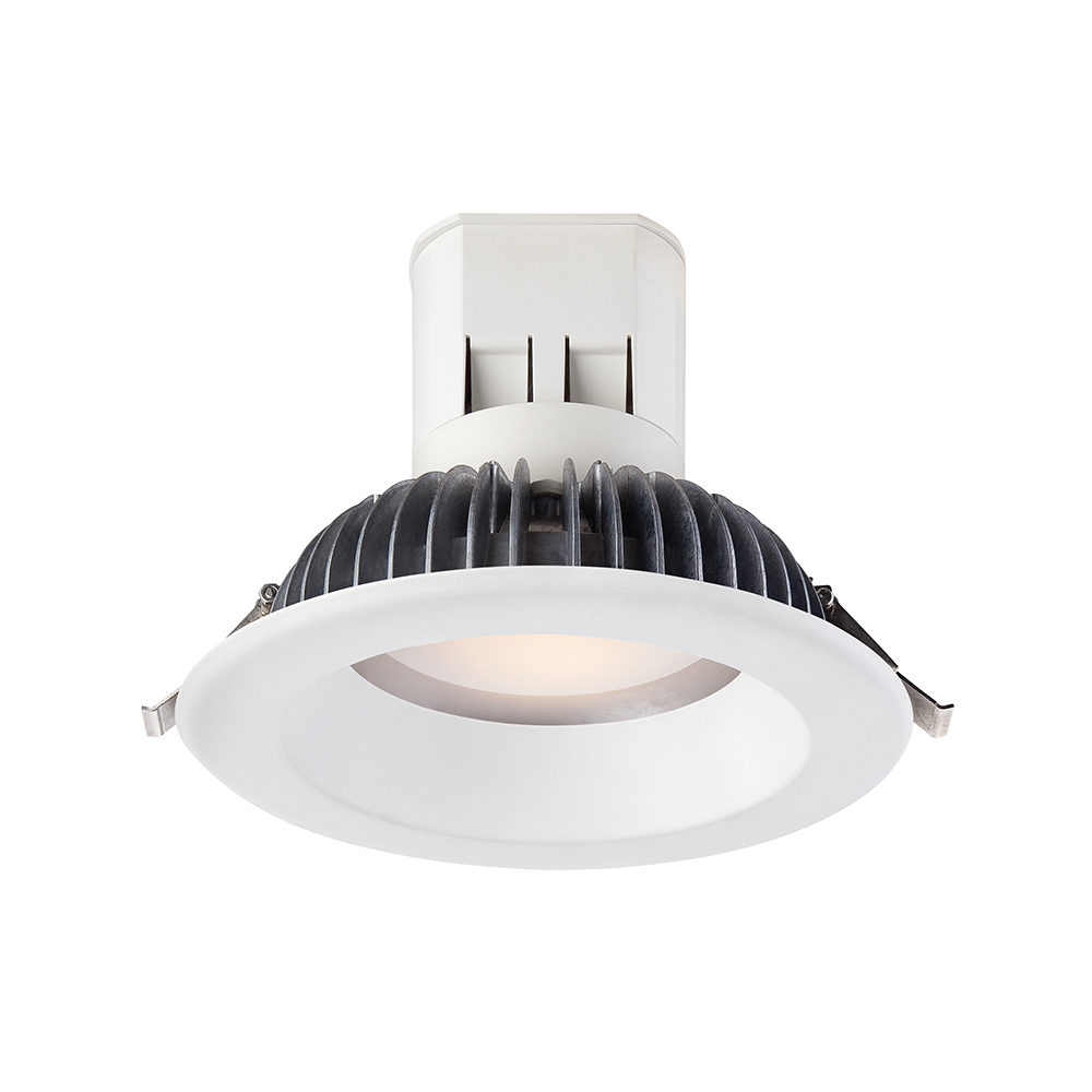 listed fixture image use general res pofile light mounted high hi low hours efficiency led etl surface area watt profile bay p