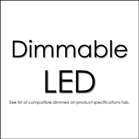 Dimmable LED Recessed