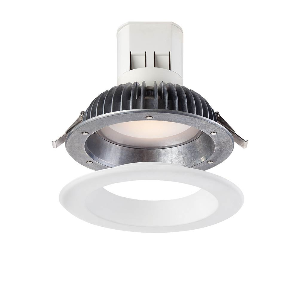 Easy Up 6 in. 5000K Daylight White 93 CRI LED Recessed Light with J-Box
